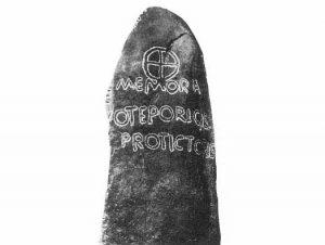 Memorial to Vortipor, King of Demetia